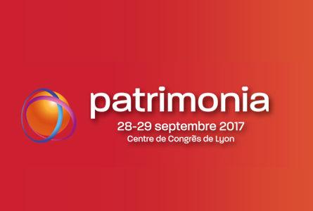Logo Patrimonia 2017