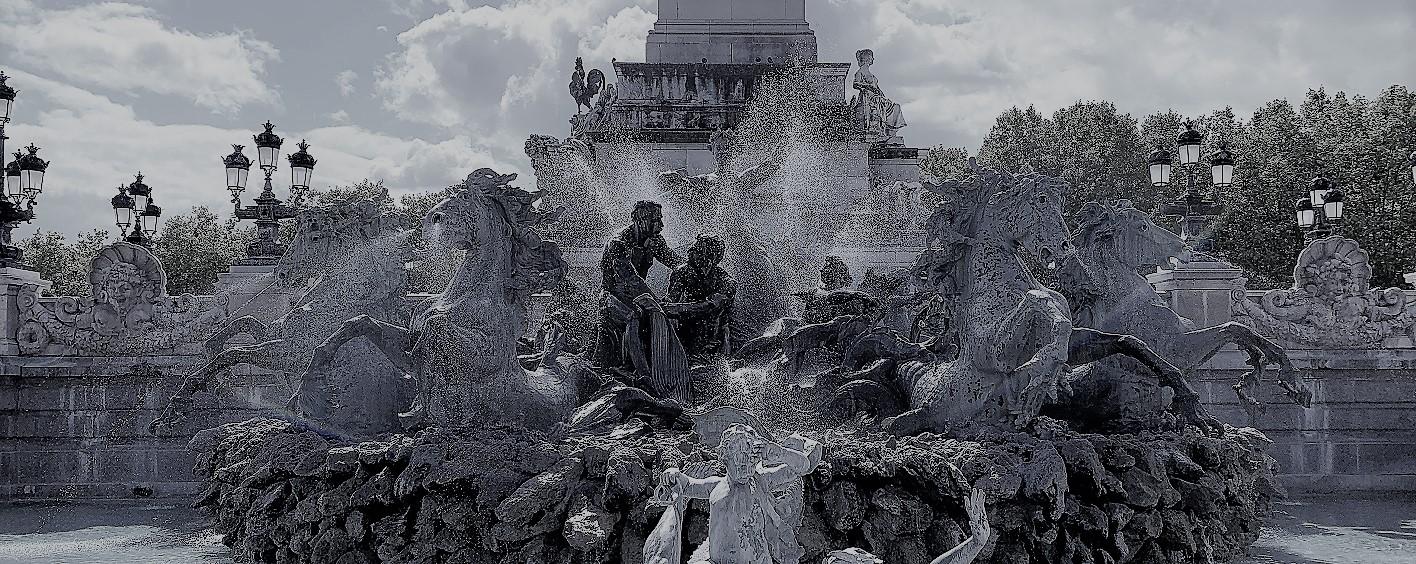 Fontaine-des-girondins