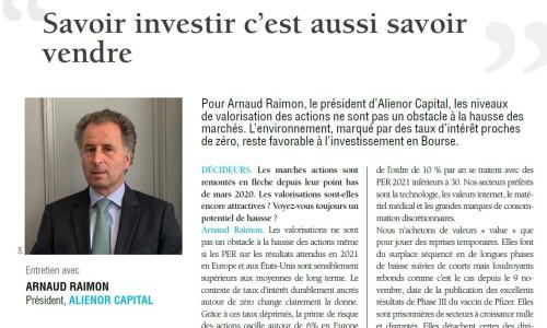 Itw Arnaud - Decideurs 2021
